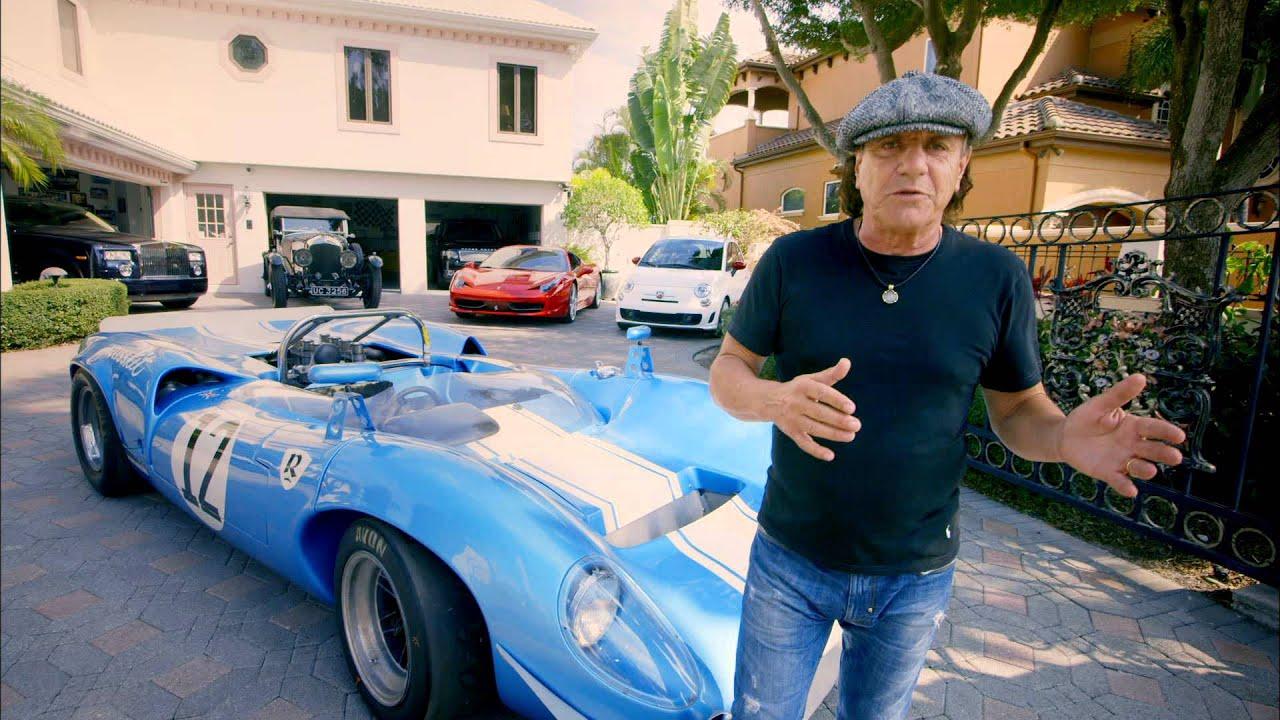 Lead Singer Of Racing Cars