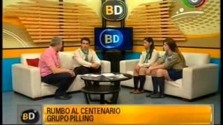 Canal 9 Bahía Blanca - BD La agrupacion Scout Pilling va por su centenario