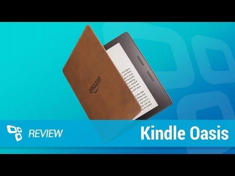 Amazon Kindle Oasis [Review] - TecMundo