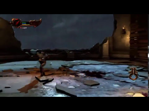God of War 3 - Pandora's Box + Boss: Hermes