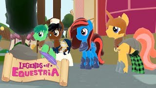 Gameplay Trailer - Legends of Equestria Open Access Release