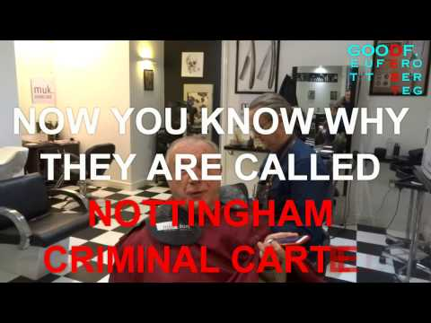 NOTTINGHAM CRIMINAL CARTEL ARE THIEVES