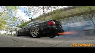 Hannover Hardcore RS4 Limo filmed by JTmedia from Finnland!!! 2015 Teaser