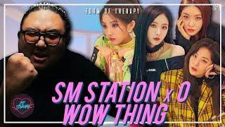 Producer Reacts To Sm Station X 0 Seulgi X Sinb X Chungha X Soyeon 34 Wow Thing 34