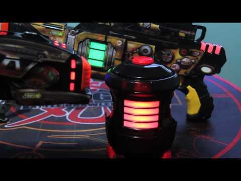 Kohdok Reviews Light Strike!