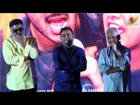 AR Rahman - Maniratnam Interact With Press | O Kadhal Kanmani Songs Success Meet