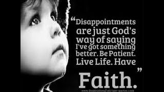 Lesson/Quotes about faith  is made of faith, and trust of life the great