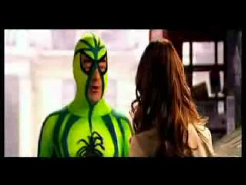 Mr. Bean: Spiderman