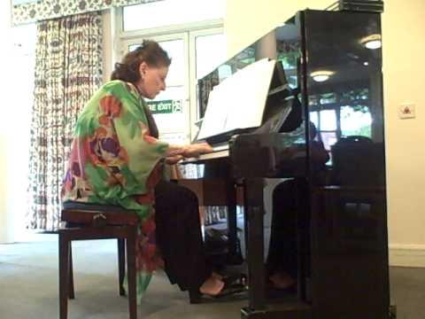 Beethoven Rondo (snippet) by Miriam Brickman