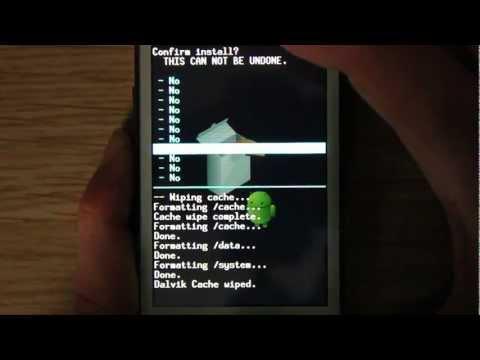 Galaxy Ace S5830, como rootear poner Recovery Stock Rom y Custom Rom || Social Company