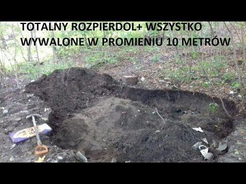 Gdańsk wykopki - wydanie specjane - debile w lesie