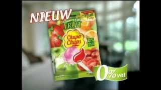 Model Jamie in Chupa Chups commercial met Daphne Deckers