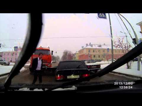 Во всем виноваты дорожники