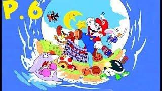 New Super Mario Land 2 Wii 100% Walkthrough Part 6