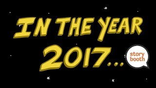 storybooth - Rewind, 2017 Year in Review