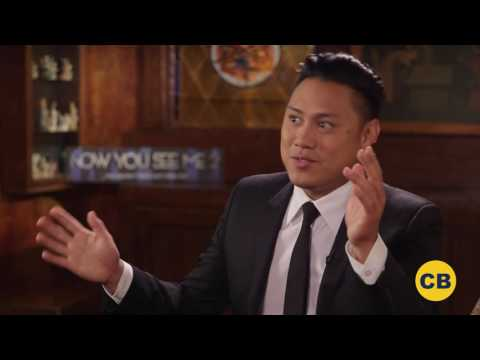 Jon Chu (Now You See Me 2) Exclusive Interview