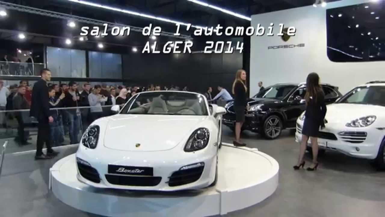 Salon de l 39 automobile alger 2014 youtube - Salon de l automobile 2014 ...