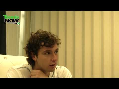 Catching Up with Ernests Gulbis (Part 1) Video