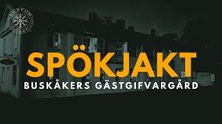 Spökjakt - Buskåkers Gästgifvargård - LaxTon Ghost Sweden