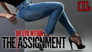 Miss Tight Pants and High Heels - The Evil Within: The Assignment