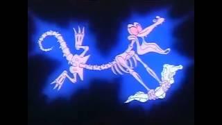 Cartoon Electrocution 11 (The Little Mermaid)