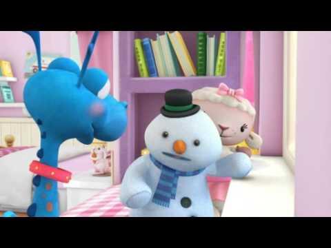 Doktor McStuffins ve İlaçlar – Kardan Adam
