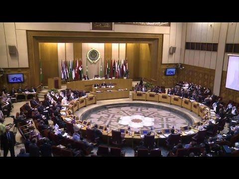 Arab League denounces Israeli 'war crimes'
