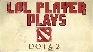 Priest \\ Dota 2 vs LoL : LoL Player Plays Dota 2 For the First Time