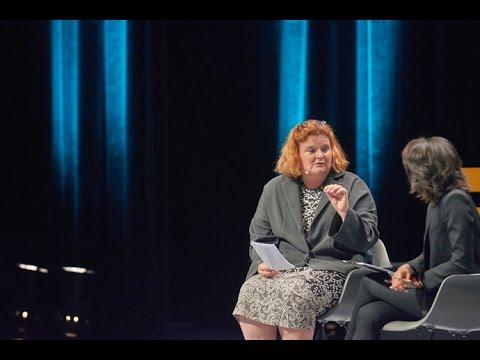 Mathilde Mesnard - Positive Economy Forum Le Havre 2015 [français]