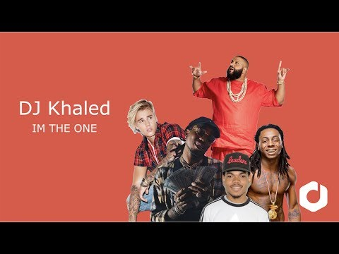 Dj Khaled - I'm the One Musics
