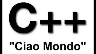 TUTORIAL C++ ITA 1 - Hello World