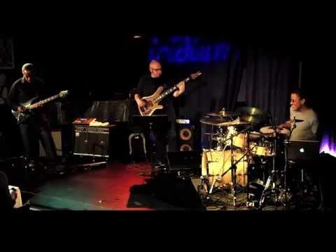 Sean Rickman Power Trio