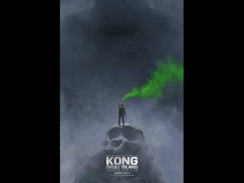 콩: 스컬 아일랜드 (Kong: Skull Island, 2017) 코믹-콘 예고편