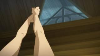 Asuna and Kirito in Bed (DUB Clip)
