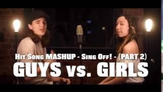 download lagu Hit Song Mashup - Sing Off - Part 2 gratis