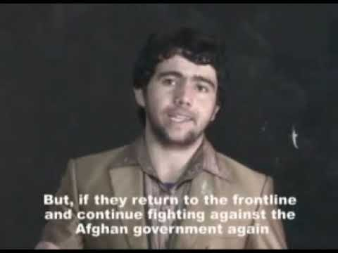 Does releasing Taliban prisoners help the Afghan peace process?