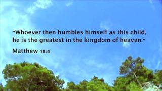 Humility - Bible Promises Spoken