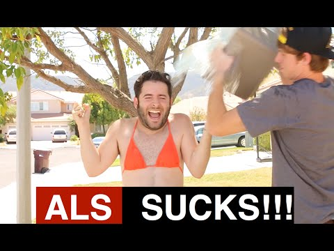 ALS ICE BUCKET CHALLENGE - UNCENSORED & SEXY?
