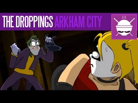 Batman (Arkham City) : The Droppings