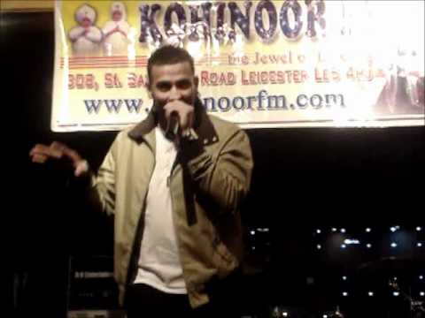 Tohar by Garry Sandhu - Live in Leicester