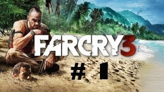 Far Cry 3: Lets play Escaping