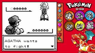 Pokemon Red Nuzlocke: Taking Down The Elite Four & Champion