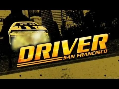 Driver San Francisco: Gameplay Trailer