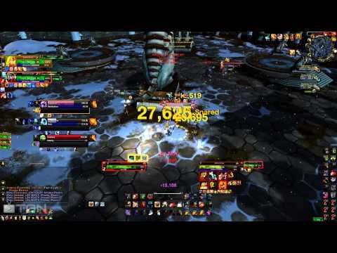 WoW 5.4 PvP 3v3 Arena Commentary (WMP) Warrior POV