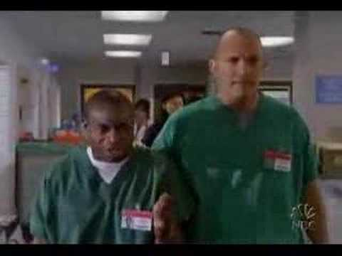 Scrubs-Hooch is Crazy!