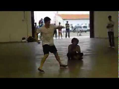 | Brian Puspos - Workshop in Brazil 2013 |Kanye West - I Dont Like | Street Culture |