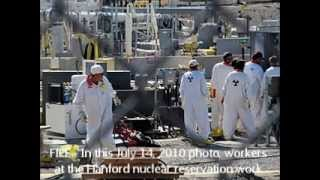 6 tanks at Hanford nuclear site in Washington DC state leaking