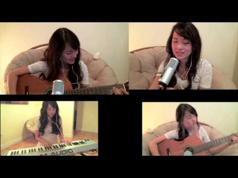 sanctuary (utada Hikaru) Acoustic Guitar, Piano, Vocal Cover (kingdom Hearts 2) By Michelleheafy video