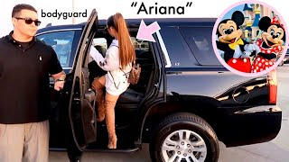 ARIANA GRANDE LOOK-A-LIKE PRANKS DISNEYLAND!♡OMG!!