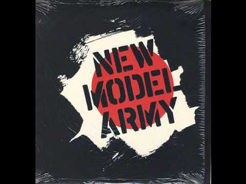 New Model Army - Heroes